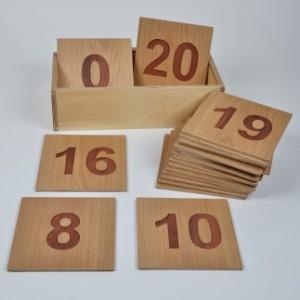 24 Zahlentafeln